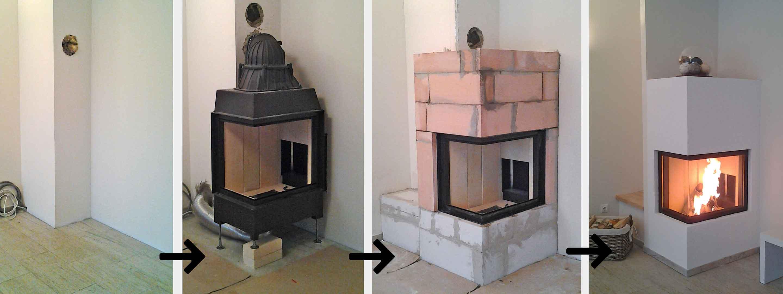Ofenbau Pletzer - Von der Planung bis hin zum Ofen
