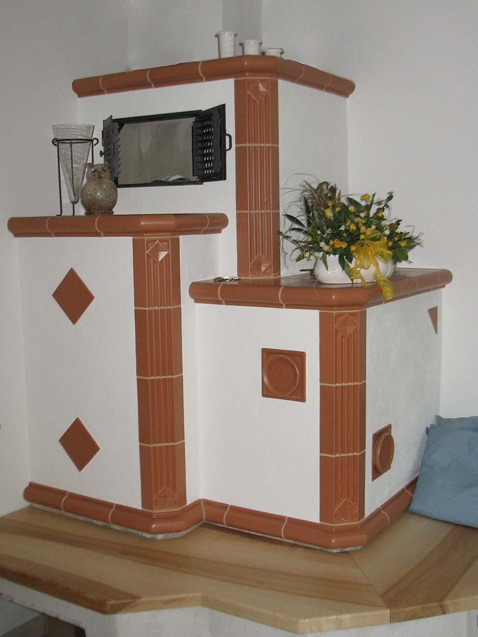 Ofenbau Pletzer Kachelofen
